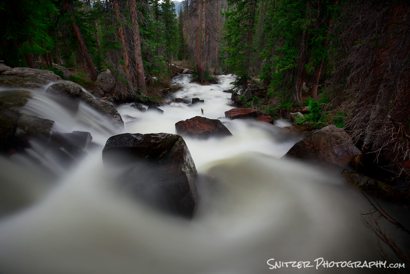 "Some great ""water"" pics near Steamboat Colo."