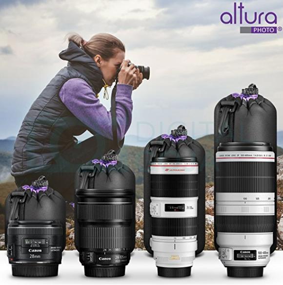Camera gear when your hiking a long long long way!